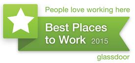 AppSense in Top 50 of Glassdoor Employee Choice Award