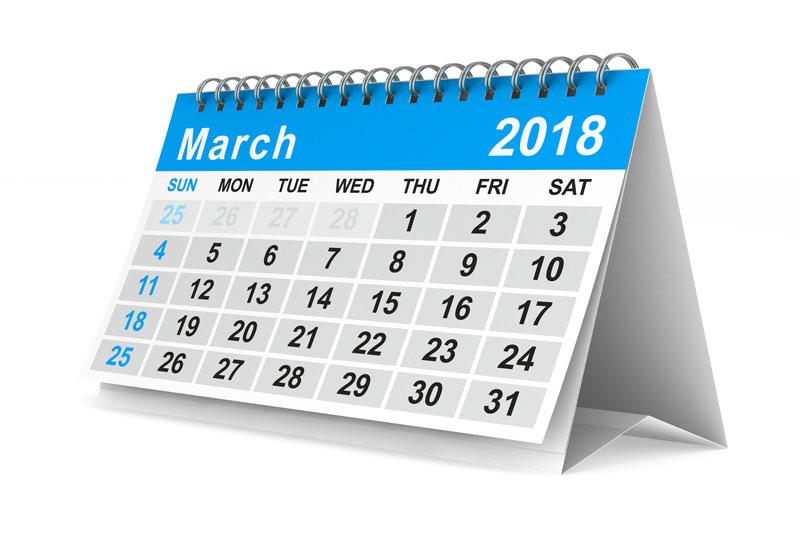 March ICYMI