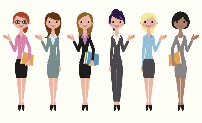 Frauen in IT Berufen
