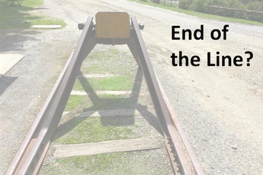 End Rail Line