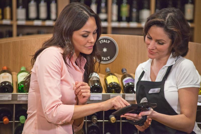 Retail sales customer experience
