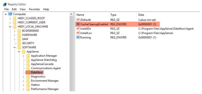NEW! File Director 2018 3 – Windows Client Cache Management