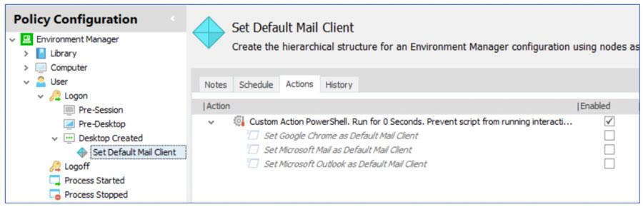 NEW! Set Windows 10 Default Apps with Ivanti Environment