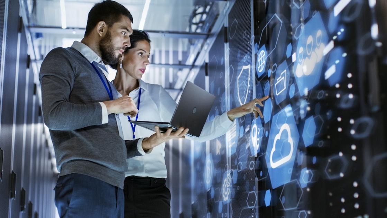 IT asset management visibility