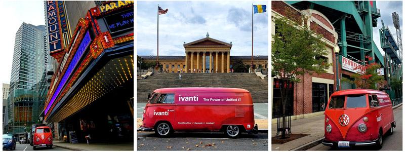 Ivanti Road Tour