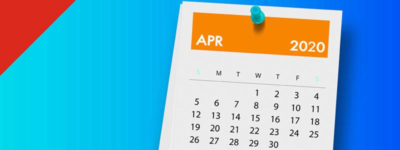 Product Newsletter Blog for April 2020