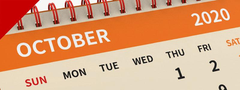 Product Newsletter Blog for October 2020