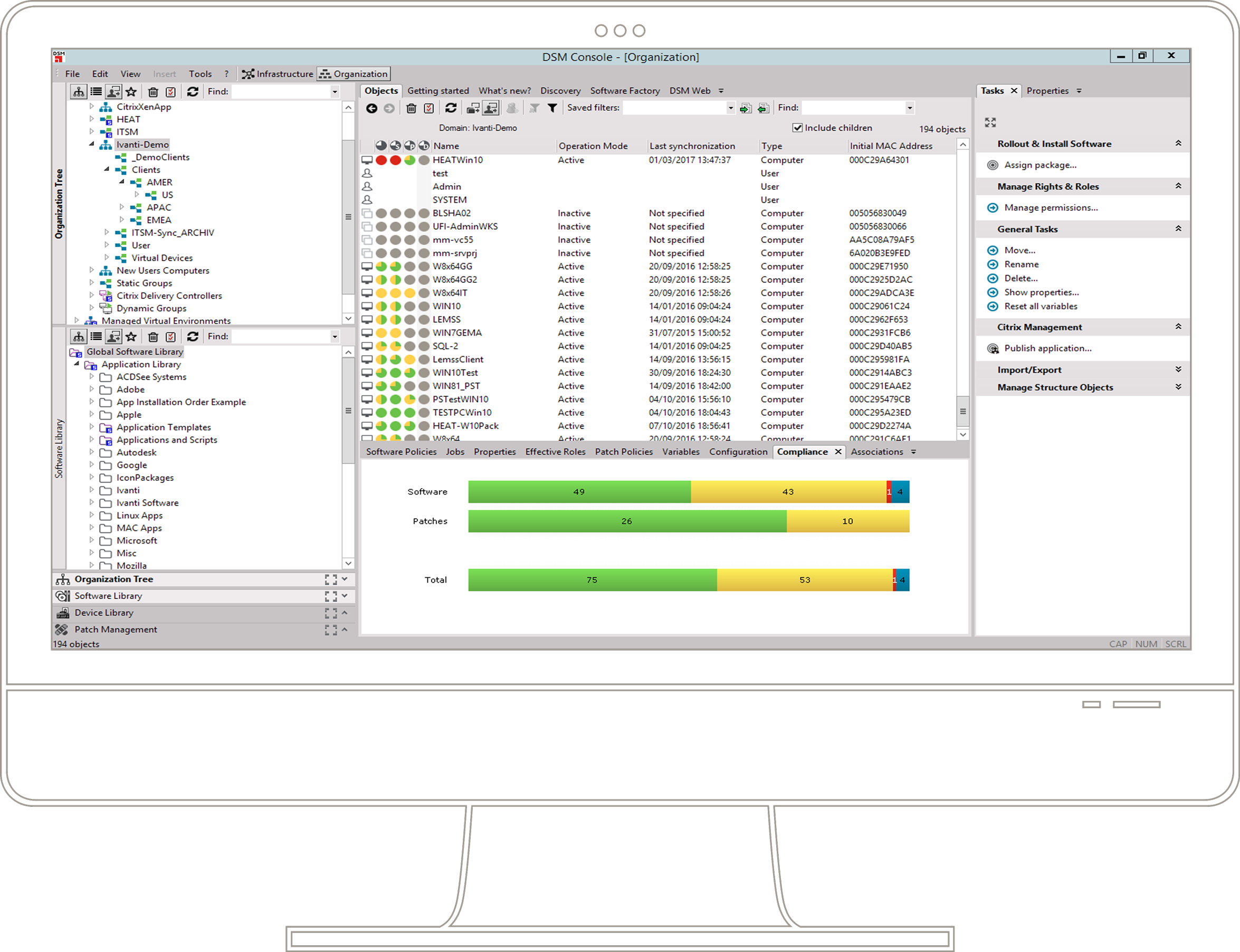 Multi-platform Endpoint Management | Ivanti