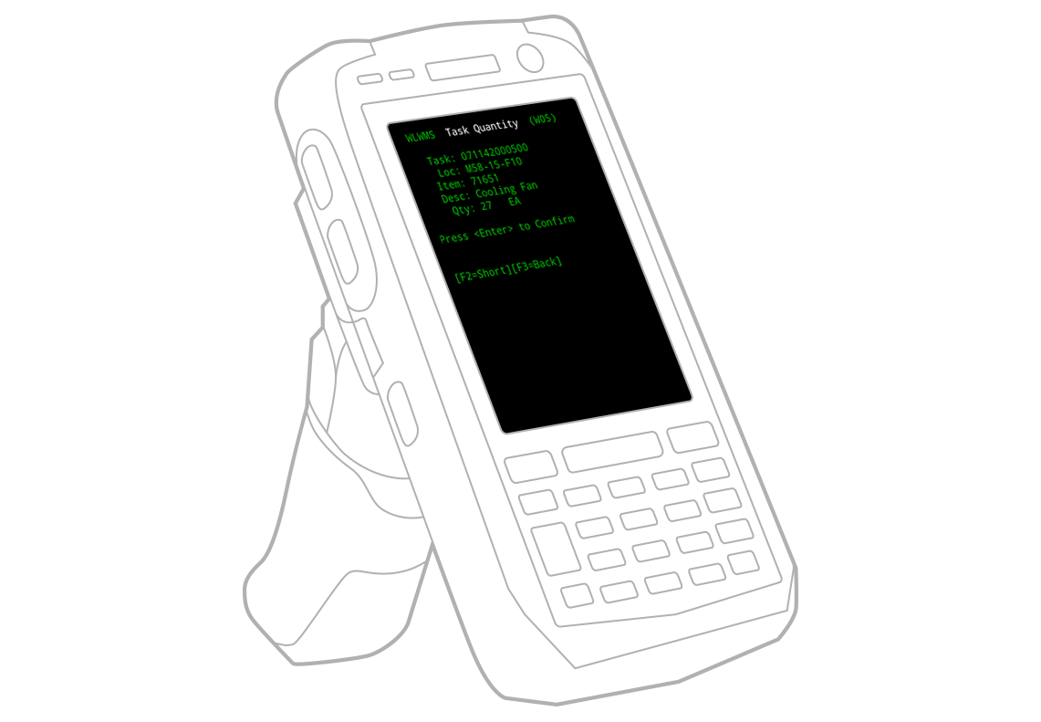 terminal emulation product screenshot