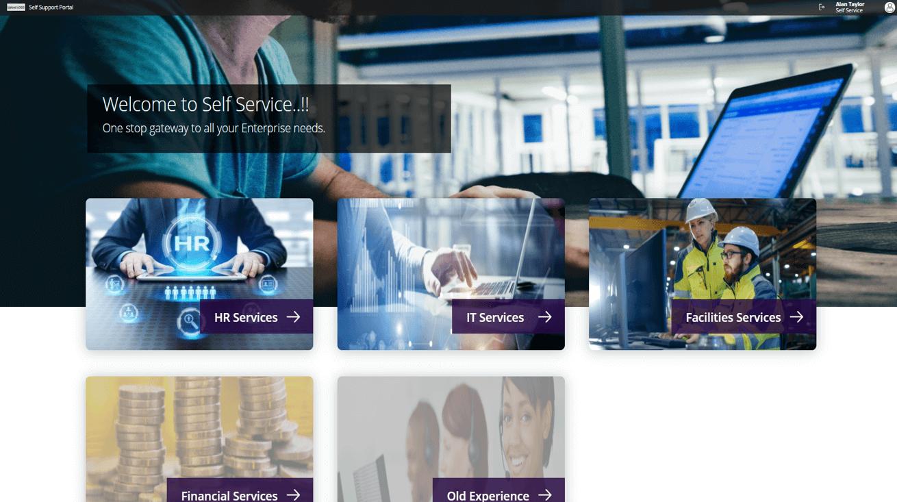 ivanti service manager screenshots
